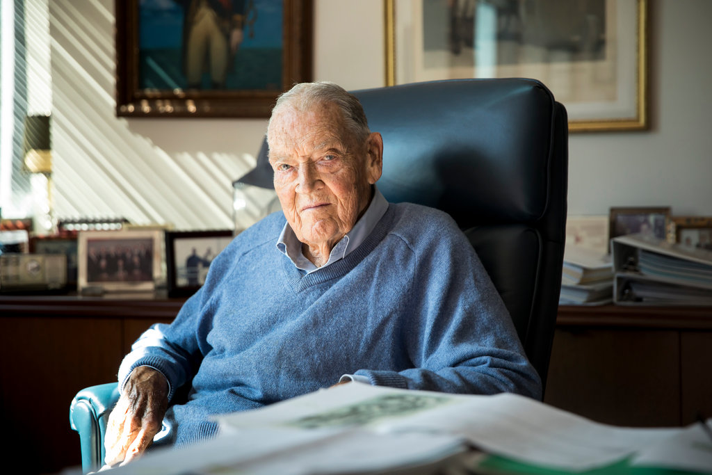 Jack Bogle's legacy has further to go
