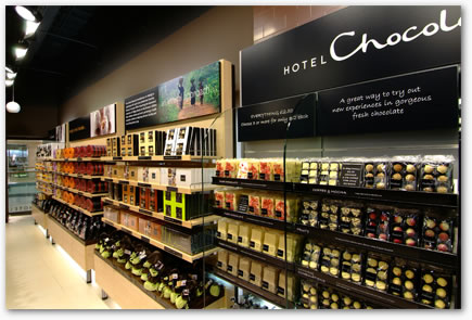 Hotel Chocolat - fabulous chocolates and great start on AIM, but something has left a bad taste