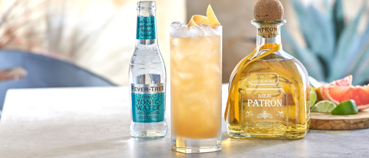 Fever-tree paloma