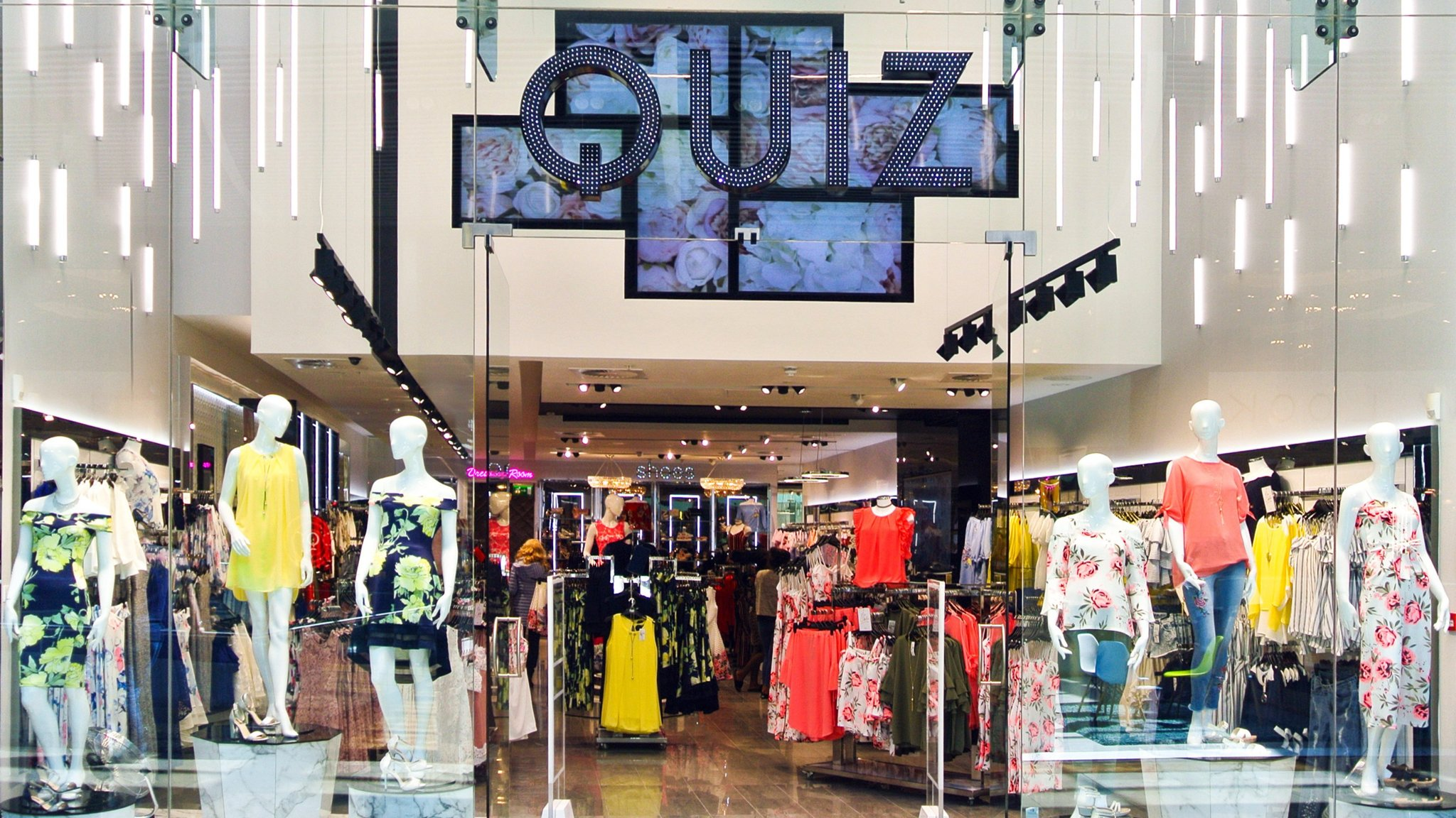 Quiz store - Ramsdens and Quiz share bargains