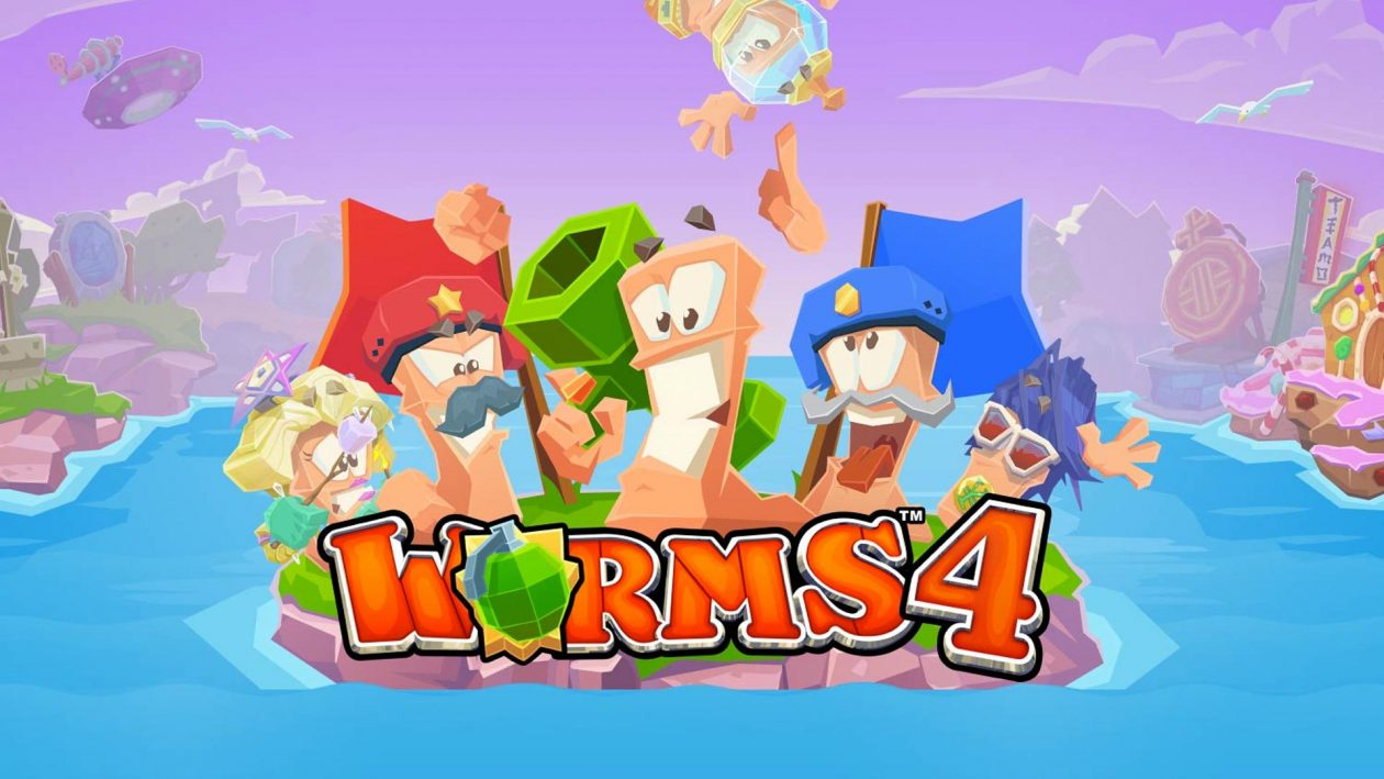 Worms 4 game - Team17 (AIM:TM17) IPO